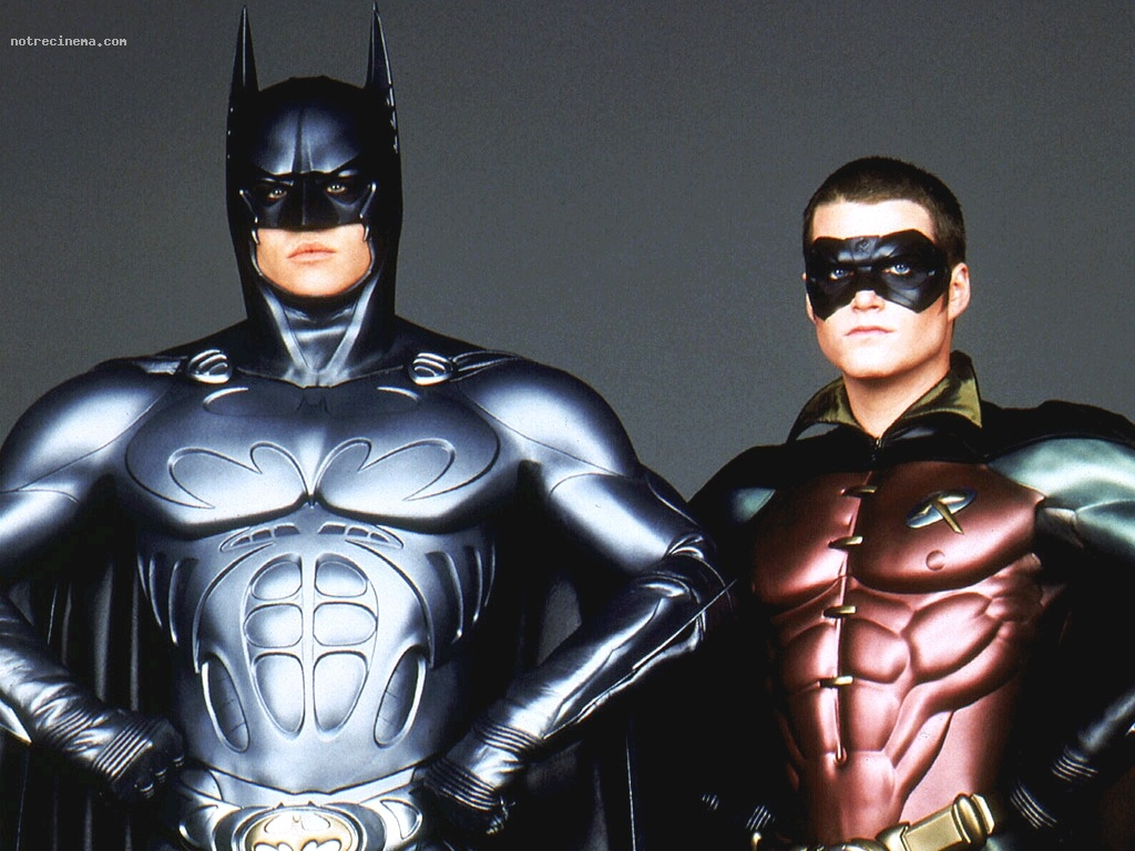 Batman le hollandais volant pika - Image de batman et robin ...